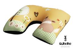 Подушка для шеи, трансформер Gekoko «Лесные истории Лиса» 2