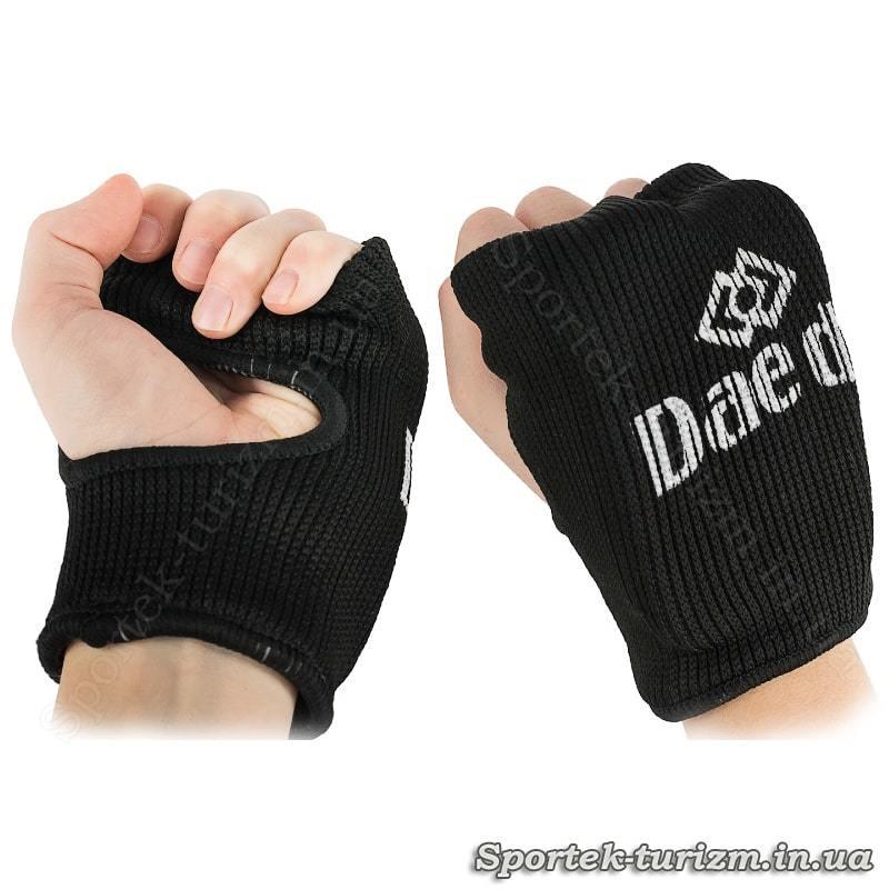 Накладки (перчатки) для каратэ DAEDO BO-5487-BK