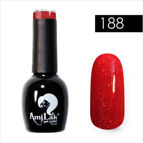 AmiLak Color Gel Polish №188