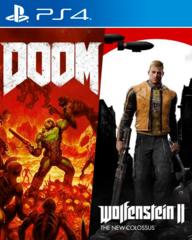 DOOM + Wolfenstein II Bundle