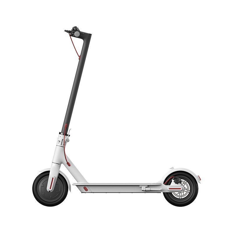 Электросамокат Xiaomi electric scooter 1S, белый