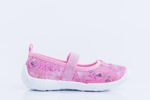 Туфли розовые цветок, Котофей (ТОК Урал)