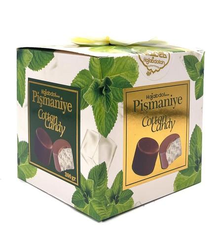 Пишмание со вкусом мяты в шоколадной глазури в подарочной упаковке, Hajabdollah, 300 г