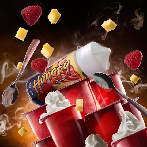 Жидкость Hungry 120 мл Fruit Yogurt
