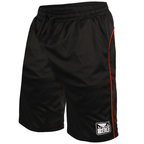 Шорты Bad Boy Champion Shorts Black/Red
