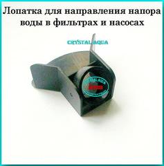Лопатка для фильтра