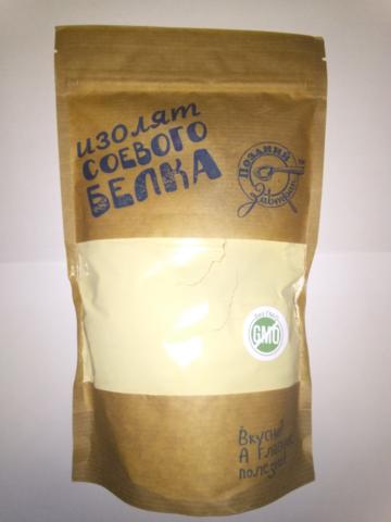 Изолят соевого белка, 150г