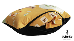 Подушка для шеи, трансформер Gekoko «Лесные истории Лиса» 3