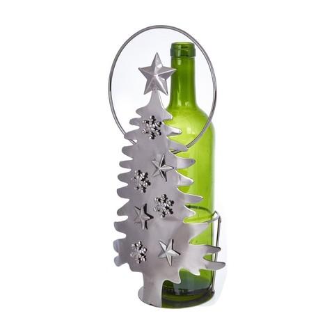 Подставка для бутылки «Елка»