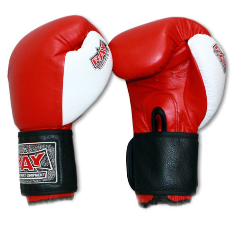 Перчатки боксерские ПАНЧЕР красные
