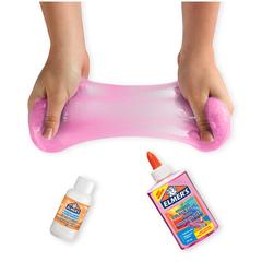 Набор для изготовления слаймов Elmers Color Glue цветной 4*147 мл