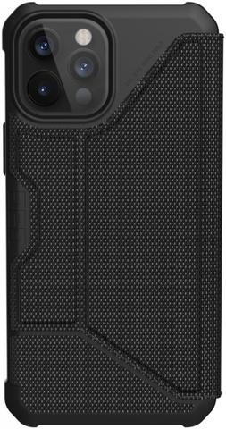 Чехол-книжка Uag Metropolis ткань Armortex для iPhone 12 Pro Max 6.7