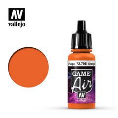 Vallejo Game Air - Orange Fire 72708 (17 мл)