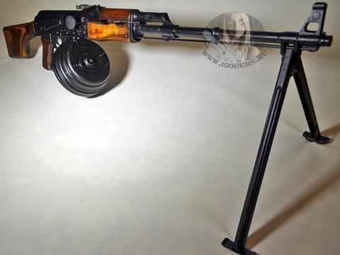 ММГ РПК (Ручной пулемет Калашникова)