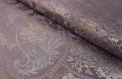 Жаккард Flora paisley violet (Флора пейсли вайлет)