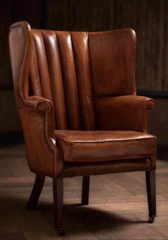 Кресло Eichholtz 106832 Chamberlain