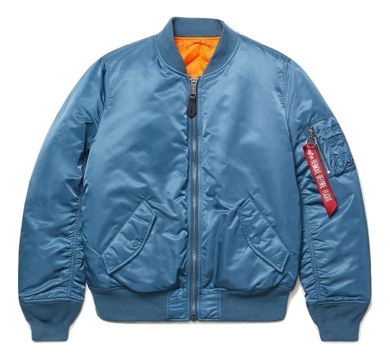 Куртка Alpha Industries MA-1 W Air Force Blue