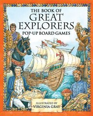 Great Explorers Pop-Up Games (4 games in book)