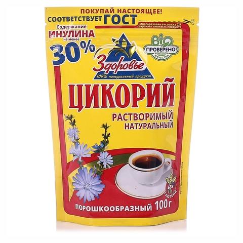Напиток цикорий ЗДОРОВЬЕ 100 гр ДП РОССИЯ