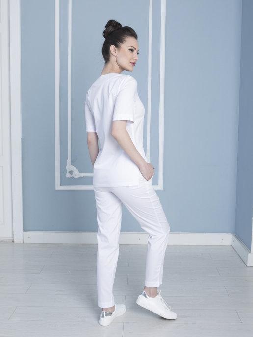 Стильные медицинские блузы от производителя|MediS.moda