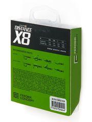 Леска плетёная Feeder Concept DISTANCE X8 150м, 0.14мм