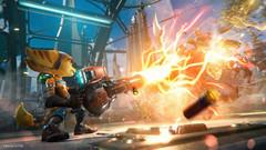 Ratchet & Clank: Сквозь Миры (PS5, русская версия)