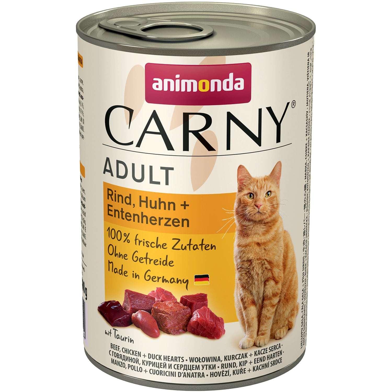 Купить Animonda CARNY Adult Beef, Chicken, Duck