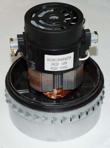 Двигатель моющего пылесоса высокий 1400W
