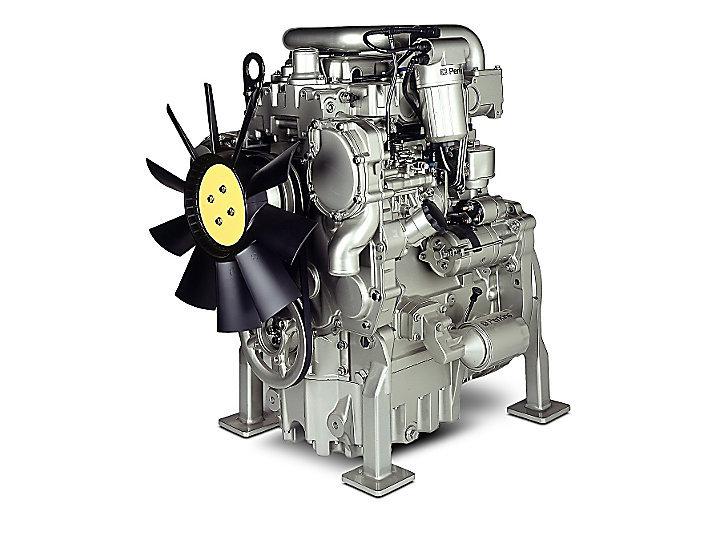 Дизельный двигатель / Perkins Engine 1103C-33T АРТ: DD75390