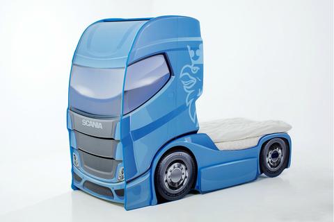 Кровать-грузовик