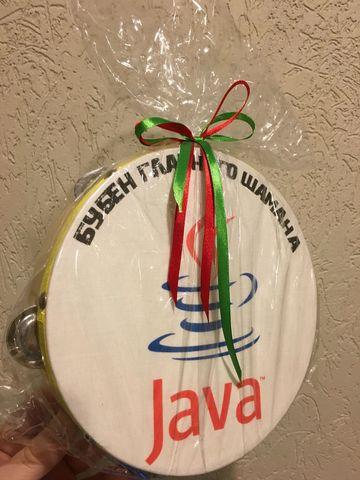 Бубен Java