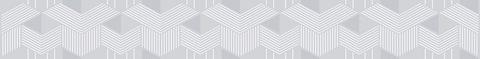 Бордюр AZORI Lounge mist geometria 505x62