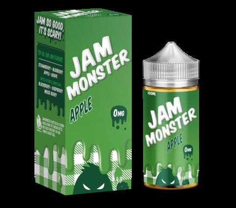 Jam Monster 100 мл Apple
