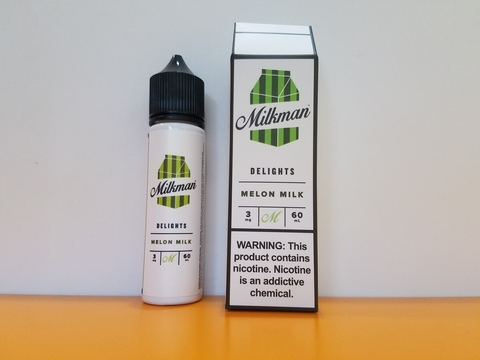 Melon Milk by Milkman Delight 60ml