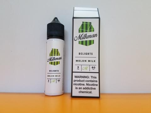 Melon Milk by Milkman Delight 60ml