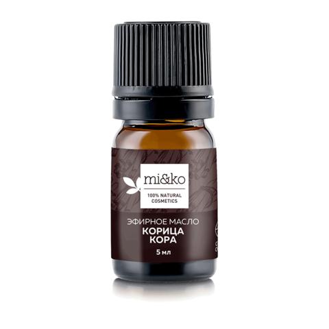 Эфирное масло Корица кора 5 мл, органик (Mi&ko)