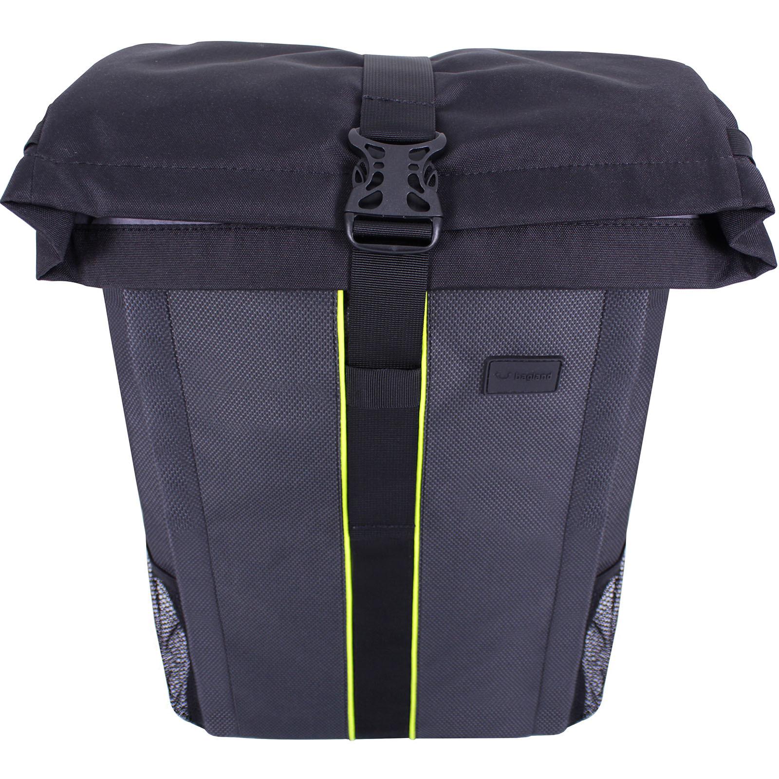 Рюкзак для ноутбука Bagland Roll 21 л. Чёрный (00156169) фото 2