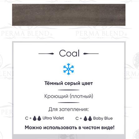 """COAL"" пигмент для глаз. Permablend"