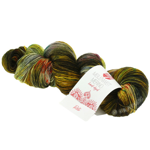 Lana Grossa Meilenweit Merino 100 Hand Dyed 304 купить