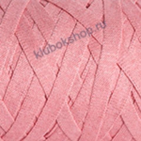 Ленточная пряжа YarnArt Ribbon цвет 767 бегония