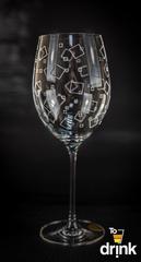 Бокалы для вина, 3x2, «Wintime. Гранд микс», 680 мл, фото 2