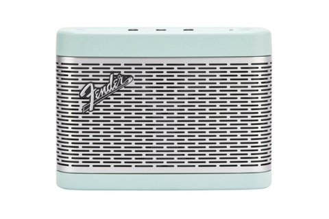 FENDER NEWPORT BLUETOOTH SPEAKER SONIC BLUE портативная колонка