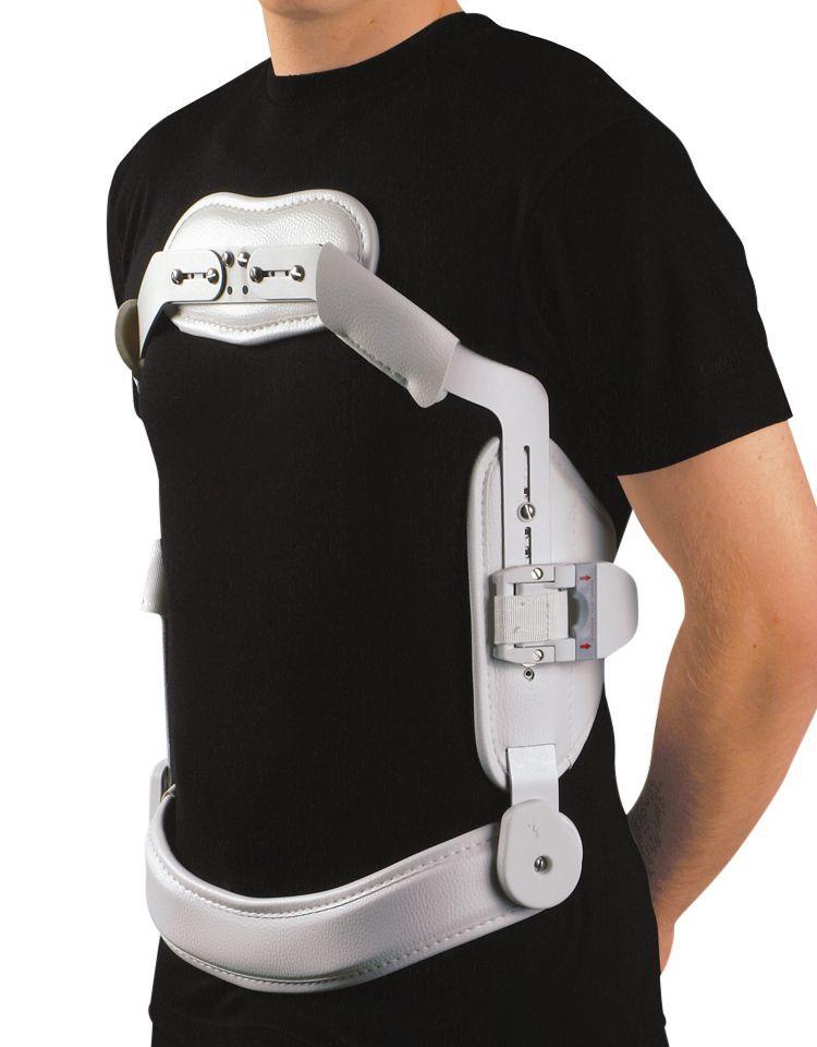 Корректоры осанки и корсеты для грудного отдела Жесткий спинно-грудной корсет - medi 4C flex dc3bf71567a8eb7ba178ba5e7001add8.jpg