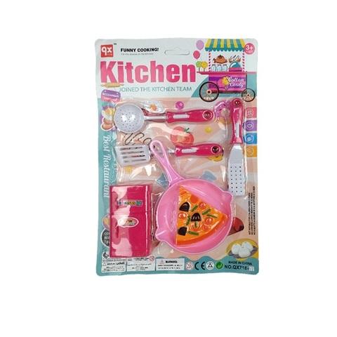 Кухонный набор (в ассортименте), 1кор*48бл*8шт