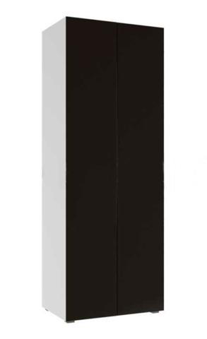 Шкаф Флорис ШК-01 черный