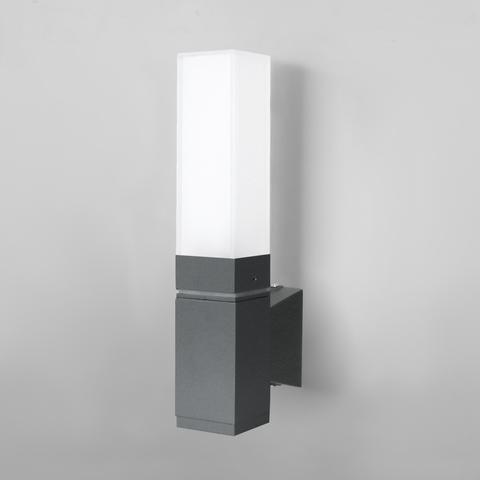 Уличный настенный светодиодный светильник Серый IP54 1534 TECHNO LED