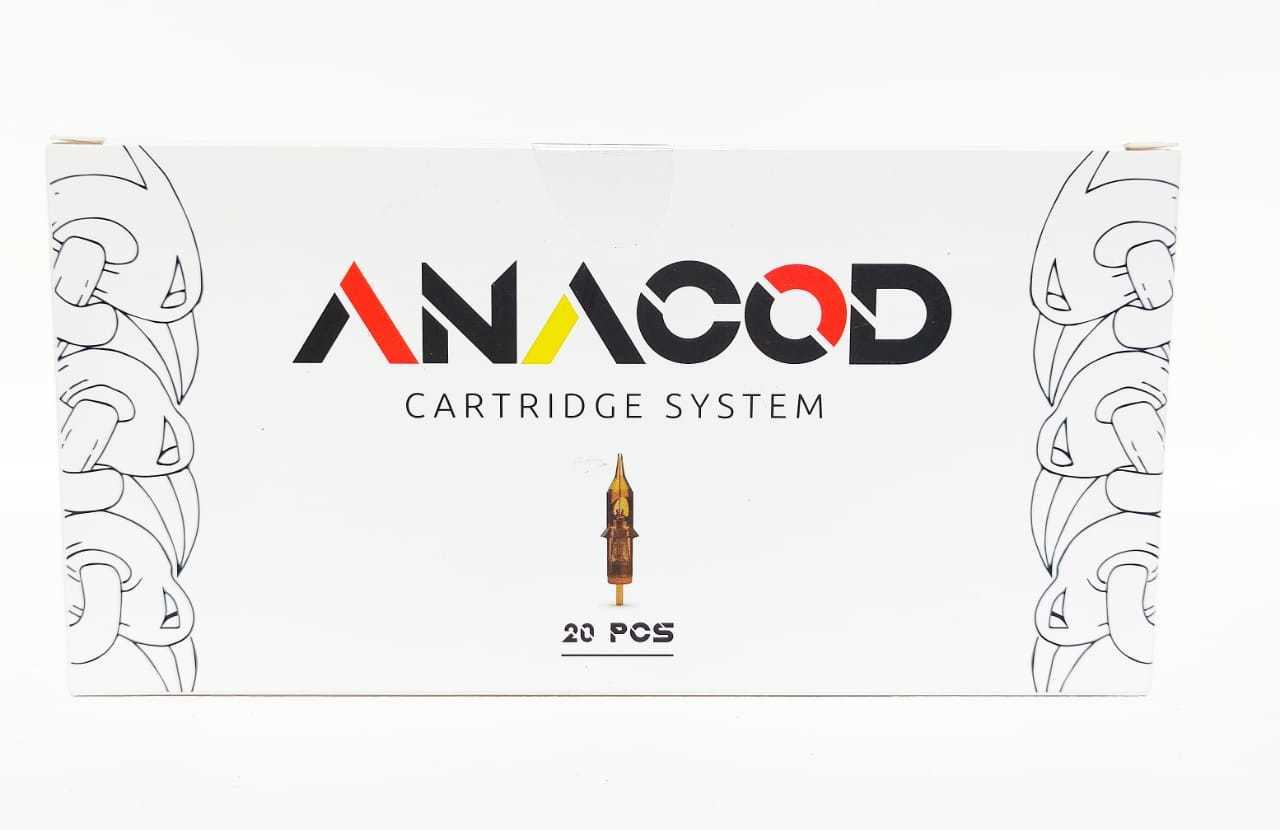 ANACOD cartridge system 3RLLT ( 0.25 ) - 20 шт.