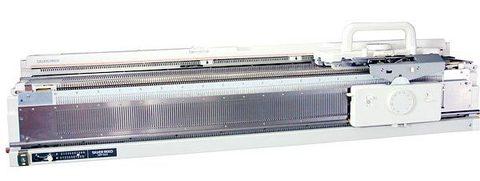 Silver Reed SK-840\60N вязальная машина 2-х фонтурная 5 класс КОМПЬЮТЕРНАЯ МРЦ комплект