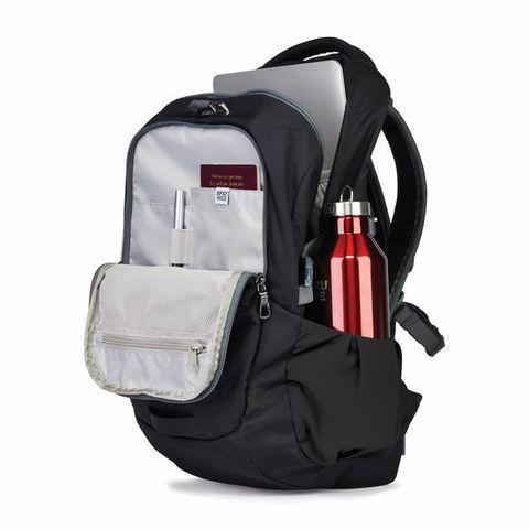 Картинка рюкзак городской Pacsafe Venturesafe 25L G3 черный - 3