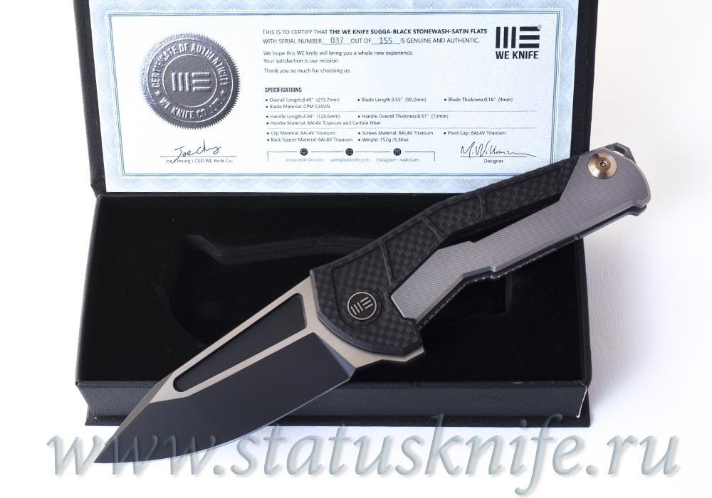 Нож We Knife Sugga 915B - фотография